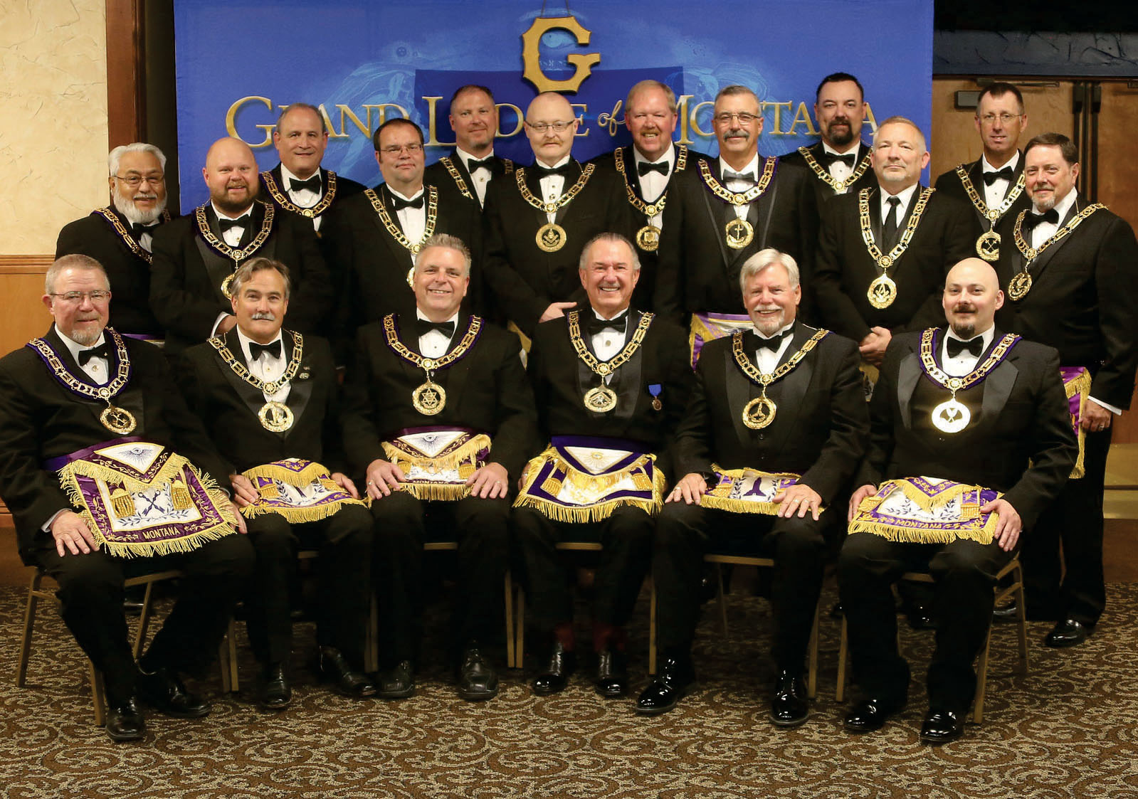 Grand Lodge Officers